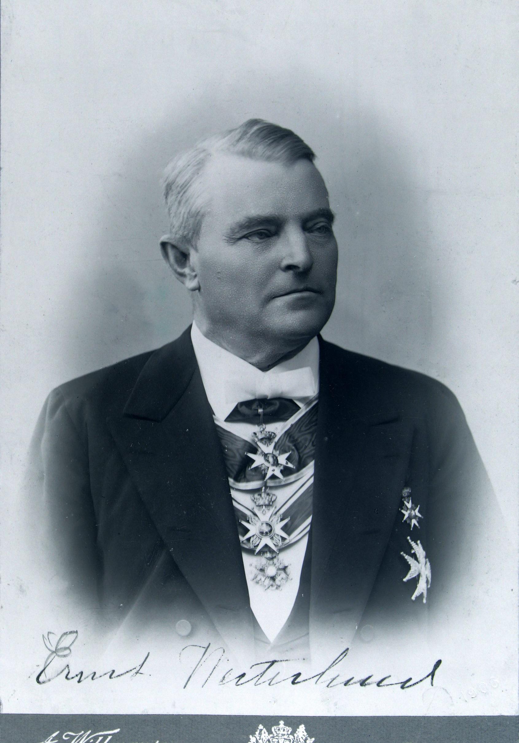 Bild på Ernst Westerlund